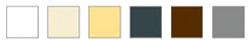 základní barvy markýzy