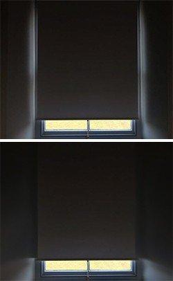 Blackout látkové rolety