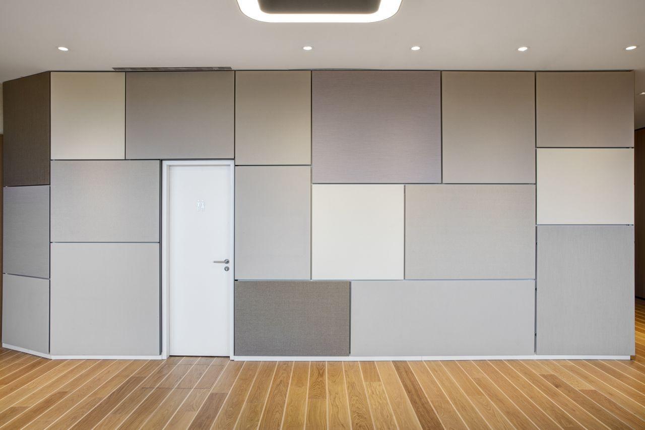 Kvadrat akustické panely