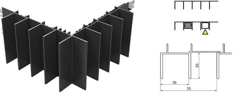Linarte - fasádní systém