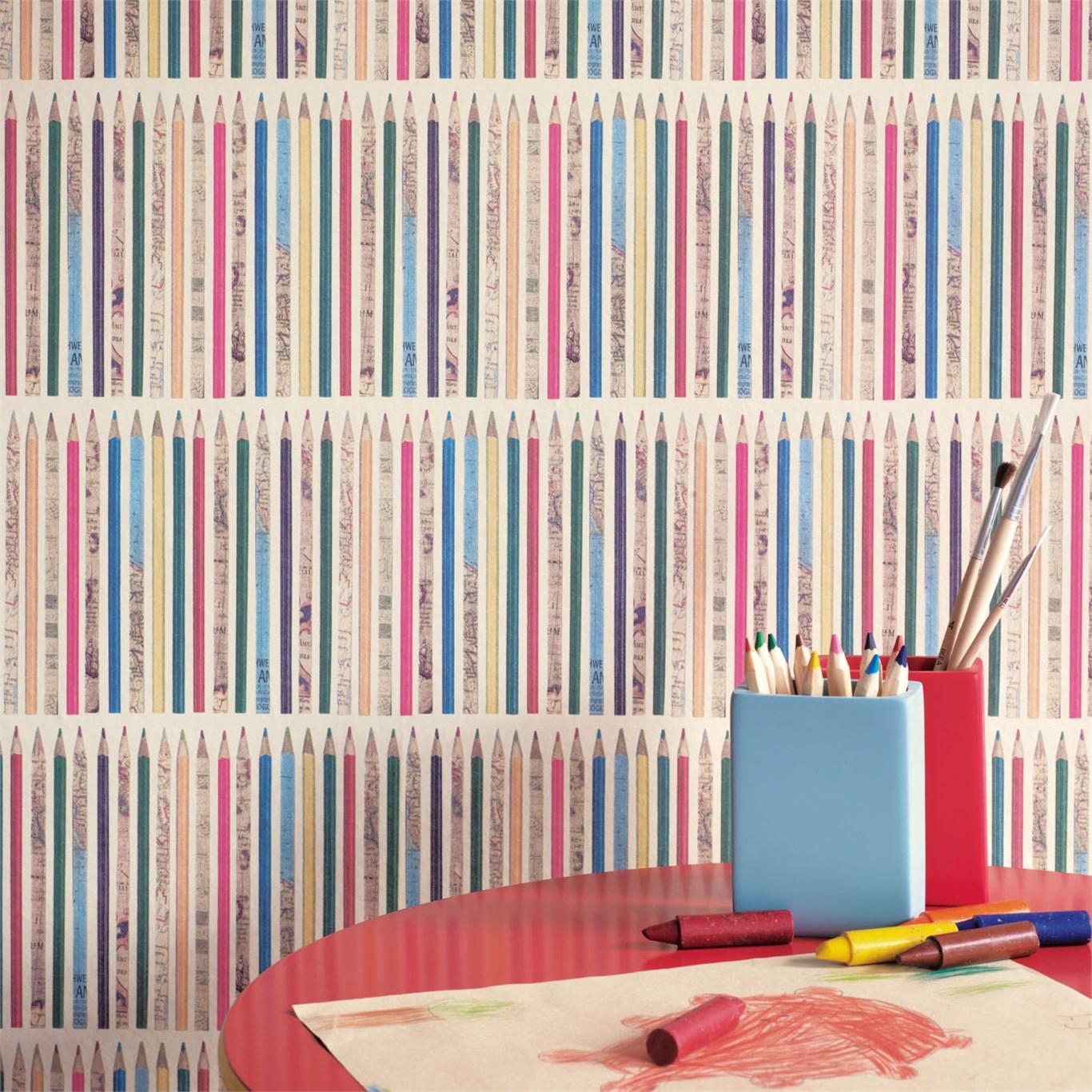 Papírové tapety