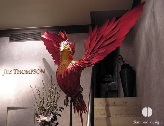 Úžasné doplňkové dekorace výstavy