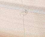 Lanko navíjecí šňůrky v barvě látky římské rolety
