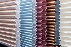 Nekonečné množství barev a vzorů pro plissé a duette
