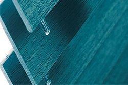 Barevná mořená lamela