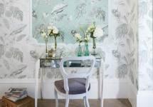 Harlequin 11-Palmetto-Amborella-wallpaper-chair-and-table
