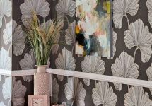 Harlequin 16 wallpaper-botanical-detail-black-metallic-azurea-lucero-harlequin