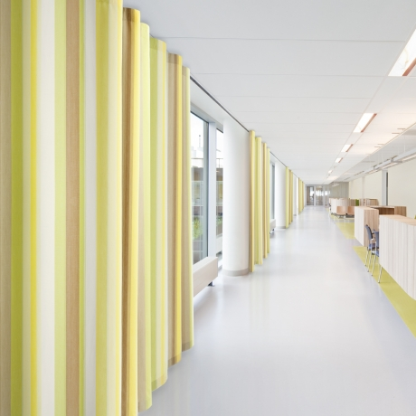 Vescom Curtains Healthcare
